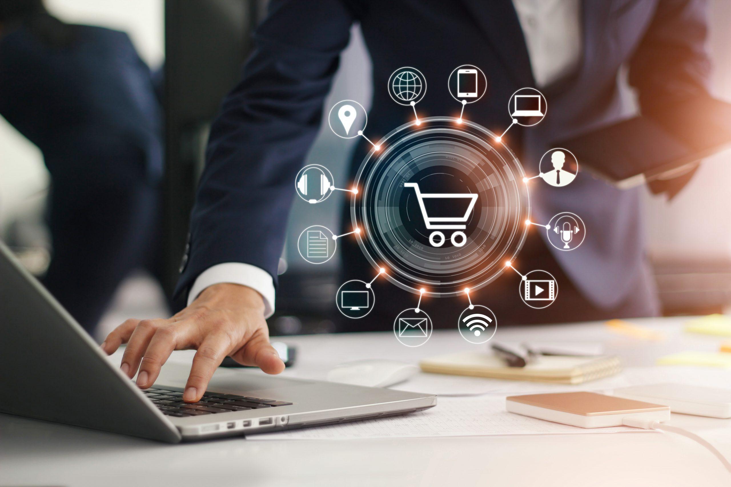 Affärssystem för e-handlare
