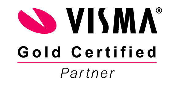 Visma Gold Certified Partner