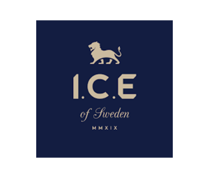 I.C.E Vodka of Sweden logo